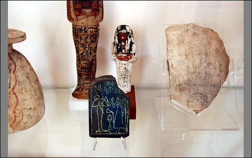 2008_0610_161127AA Egyptian Museum, Turin por Hans Ollermann.