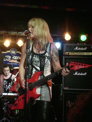 Lita Ford @ BB Kings
