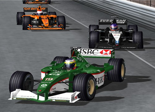 EA Sports F1 2001 Screenshot