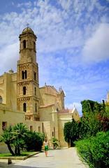 DUOMO DI SASSARI (FRANCO CERNIGLIA) Tags: san nicola campanile duomo sassari medioevo cattedrale qualitypixels wwwsardiniatouristguideit