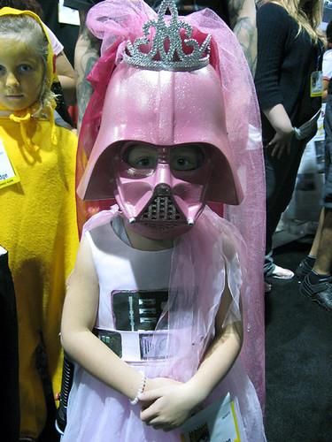 Filha da Pink Vader - #StarWarsDay