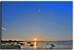 Holyhead West Coast (Muzammil (Moz)) Tags: uk sunset landscape manchester photography moz northwales holyhead mozzy conon400d afraaz muzammilhussain