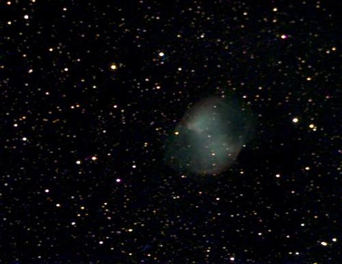 M27 - Messier Marathon 2008