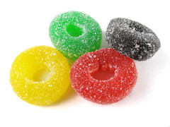 Chuckles Jelly Rings