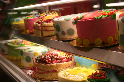 Technicolor Cakes at Chaos Theory