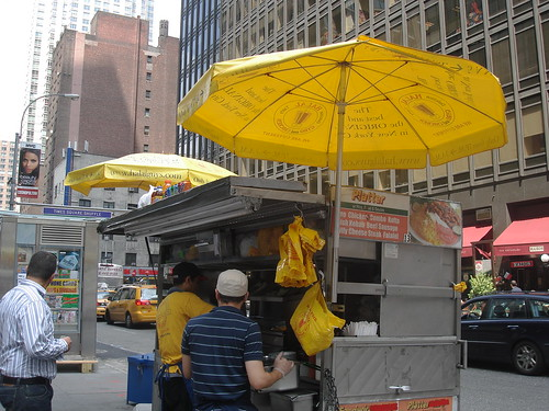 New Cart on SW Corner of 53rd & 7th