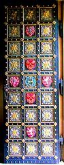 Praga - Vysehrad Cemetery - St. Peter's and St. Paul's Church (Miguel Tavares Cardoso) Tags: door church prague praha praga igreja porta czechrepublic vysehrad republicacheca miguelcardoso flickraward colourartaward miguelcardoso2008 migueltavarescardoso