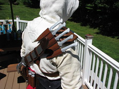 Assassin's Creed Costume Altair (The Real Sam Fisher) Tags: costume hidden blade creed altair assassins