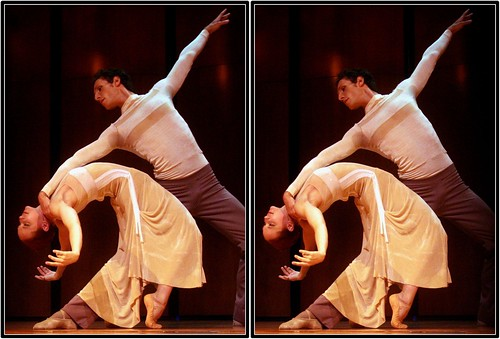 Dominic Walsh Dance Theater, Zilkha Hall, Hobby Center, Houston, Texas 2008.08.24 by fossilmike.