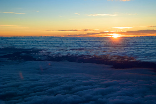 Fuji Sunrise.