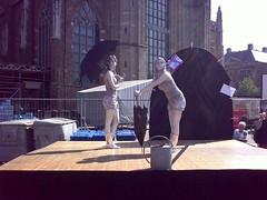 World Statues Festival 2008 (marcoderksen) Tags: world festival kids living arnhem statues 2008 jongeren livingstatues worldstatues worldstatues2008