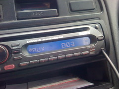 DIY - Finished repair of car stereo faceplate