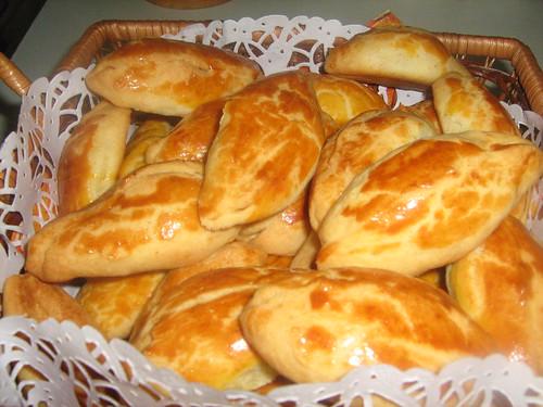 Bezelyeli Muffinler