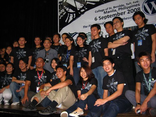 Wordcamp Philippines Organizers and Volunteers
