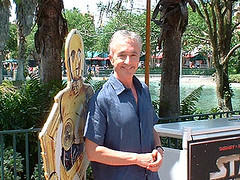 2003 Star Wars Weekends : Walt Disney World : Anthony Daniels