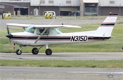 N31SD (PHLAIRLINE.COM) Tags: plane aviation flight airline planes cessna trenton 152 bizjet ttn mercercountycommunitycollege n31sd trentonmercerairport