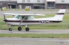 N31SD (PHLAIRLINE.COM) Tags: plane aviation flight airline planes cessna trenton 152 bizjet ttn mercercountycommunitycollege n31sd trentonmercerairport