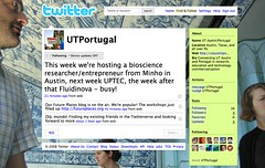 Follow UT|Portugal on Twitter