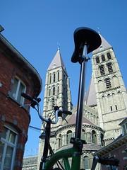 Brompton rivalise avec les clochers de Tournai