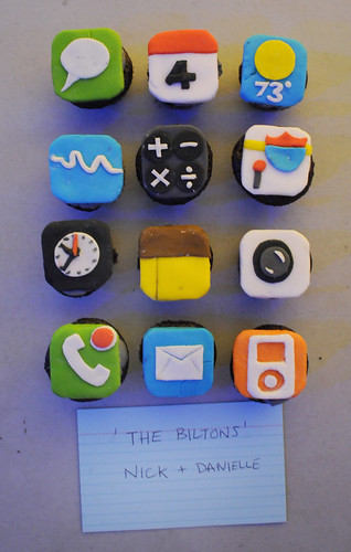 Yum! Have You See These Iphone Cupcakes? - 2861940230 12A018Da1E 2
