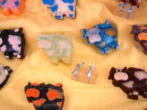 Soap Cows