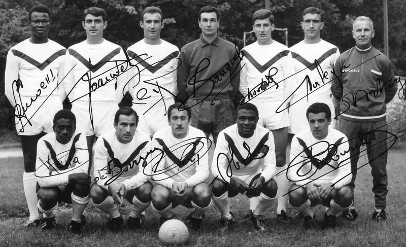 bordeaux 1963-64