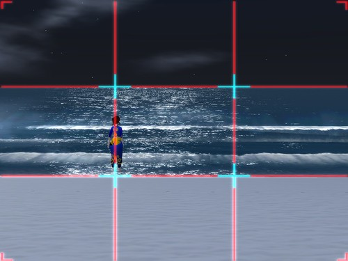 exploring 'rule of thirds' in Second Life