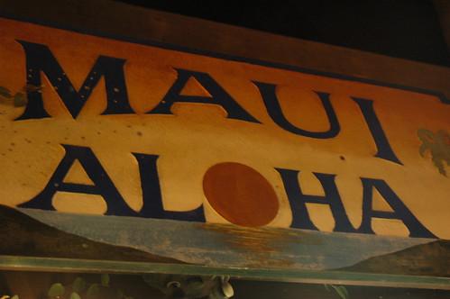 Maui - Lahaina - Aloha!
