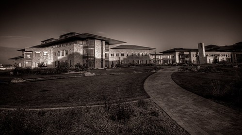 Epic Campus - HDR