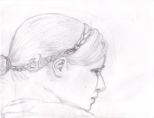 braids.self portrait