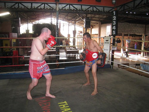 Training in the ring