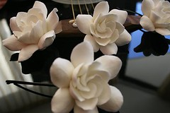 IMG_2496 (debashri_m) Tags: roses hawaii bride orchids jasmine blossoms peony lilac clay handcrafted marthastewart honolulu bouquet caketopper weddings bridal centerpiece gardenia posy hairclip tropicalflowers stephanotis alligatorclip hairaccessory hairornament clayflowers pikake decorativecomb decoclay debashri debashrisengupta