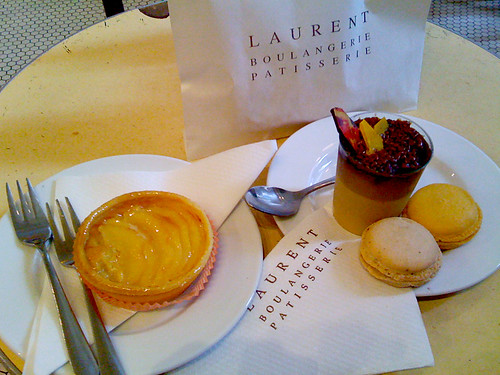 laurent patisserie