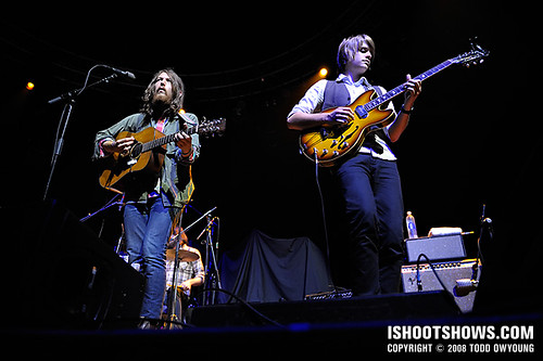 Fleet Foxes @ the Fox Theatre -- 2008.10.13