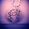 Love You (Khaled A.K) Tags: pink macro closeup sa jeddah saudiarabia khaled tone loveyou ksa closeupfilter saudia kashkari