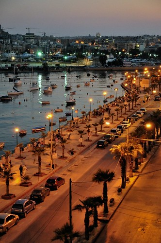 Nightlife in Malta