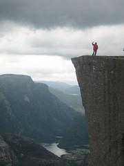 Preikestolen (marijeuraga) Tags: norway norvegia preikestolen