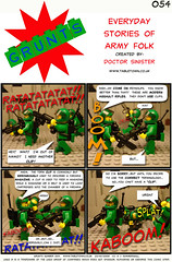 grunts054 (Doctor Sinister) Tags: comic lego military humour grunts brickarms tabletown