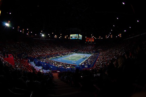 2008-10-26 BNP Paribas Masters Fish-Eye  083