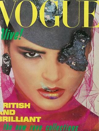 Vogue August 1984