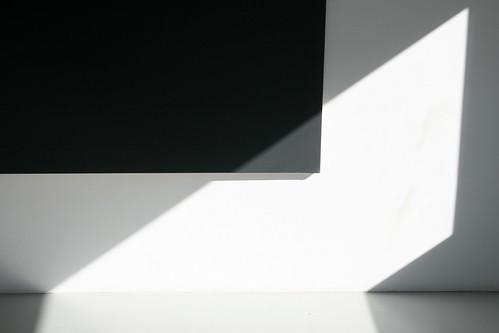 Das Licht arbeitet mit