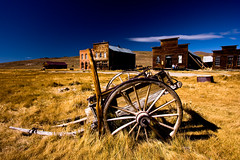 Main street....Bodie. (zilverbat.) Tags: california old travel usa history abandoned cowboys architecture america buildings wow landscape gold countryside utah mainstreet view gorgeous postcard awesome postoffice western ghosttown bodie sierranevada 2008 johnwayne morgue rawhide thealamo pilgrimfathers johnford 1878 saloons statehistoricpark spookstad minersunionhall canon40d zilverbat dechambeahotel golddigers wsbody
