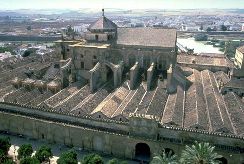 Image result for great mosque cordoba