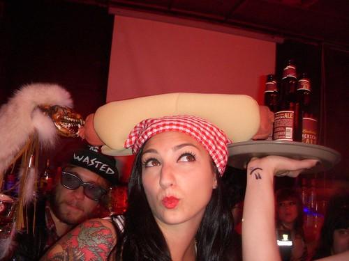 Hot Dog Hat