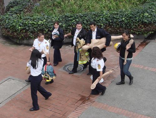 III Foro Conciencia Abierta 2008, Bogotá, Colombia, Oct.08
