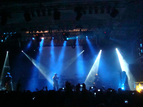 The Jesus & Mary Chain en Lima Noviembre 2008