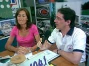 Silvana Seracio y Horacio Orecchia