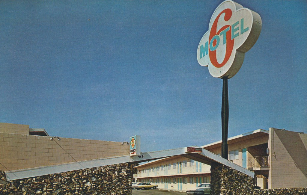Motel 6 of Fresno, California