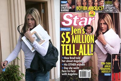 worst edited celebrity pics- Jennifer Aniston