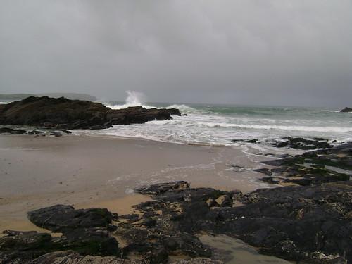 Trevone Beach